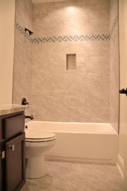 Amelia - Hall bathroom