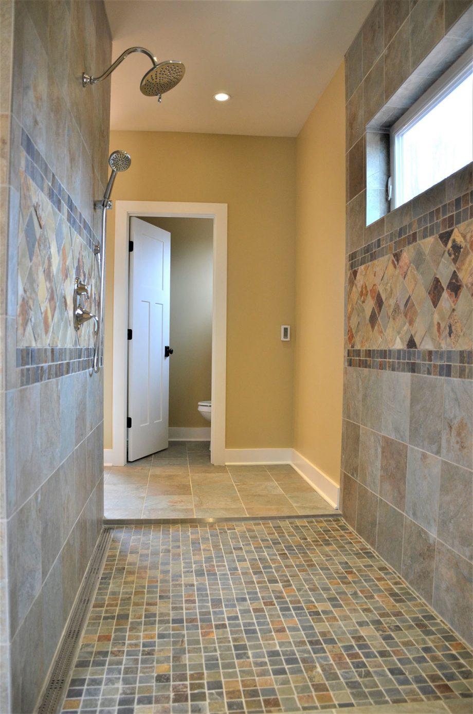 Custom - Master shower