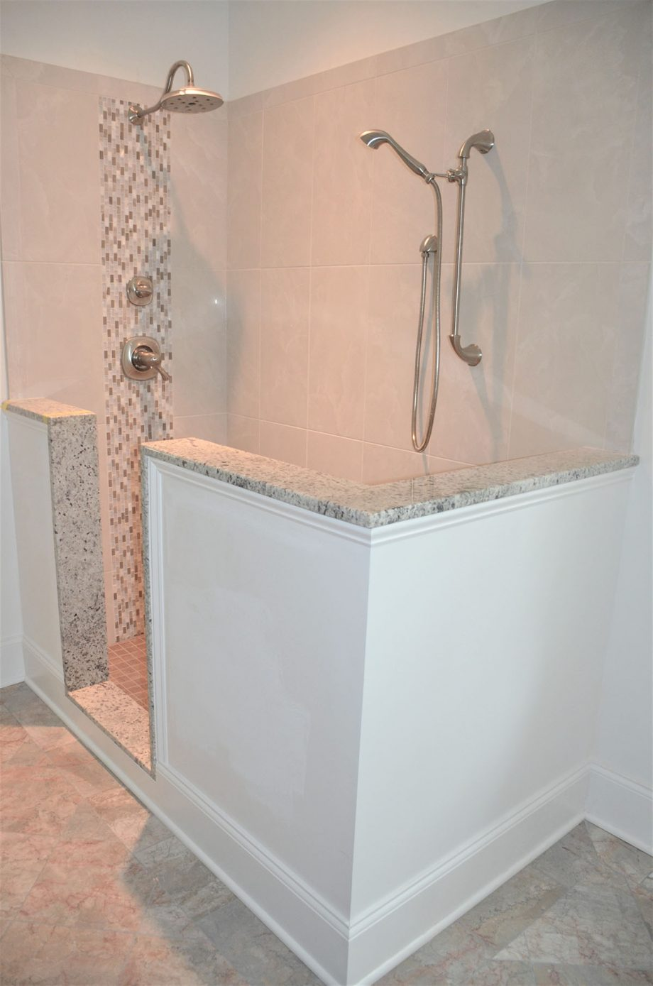 Custom - Master shower